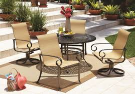 Aluminum Sling Patio Chairs Clearance Outdoor Furniture Pueblosinfronteras Us