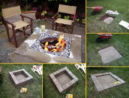 Building A Firepit In Your Backyard 38 Easy And Diy Pit Ideas Amazing Diy Interior Home