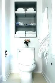 recessed bathroom storage cabinet recessed bathroom storage nhsm info