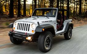 2013 Jeep Wrangler Rubicon 10th Anniversary First Look Truck