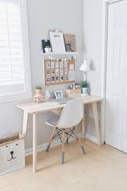 Diy Ideas For Small Spaces Pinterest Best 25 Desk Areas Ideas On Pinterest Desk Space Desk Ideas