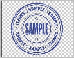 membuat efek stempel dengan photoshop tutorial mudah membuat tanda tangan stempel watermark photoshop