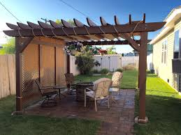 Pergola Shade Covers by Universal Designer Replacement Pergola Shade Canopy V Garden Winds
