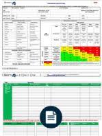 jsa template safe work method statement job safety analysis book