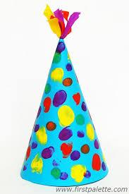 birthday hats birthday hat craft kids crafts firstpalette