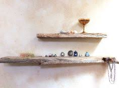 Driftwood Floating Shelves by Floating Shelves Rustic Large Live Edge Wall Mounted Flooded Gun