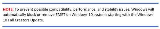 moving beyond emet ii u2013 windows defender exploit guard u2013 security