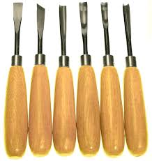 Wood Carving Tools Starter Kit by Wood Carving Tools Extra Value National Artcraft