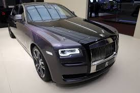 rolls royce ghost by car magazine