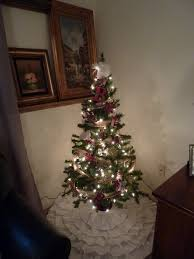 our first christmas tree in which i wax poetic about a twenty