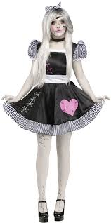 Rag Doll Halloween Costume Rag Doll Costumes Women Costume Craze