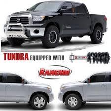 toyota tacoma rancho lift rancho quicklift loaded 2007 2010 toyota tundra 4x4 only