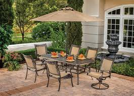 Patio Table And Chairs Set Set Rieschel Inside Patio Table Sets Various Functions Of Patio