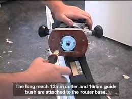 trend hinge jig for doors and frames youtube