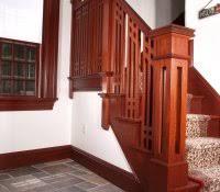 metal handrail pre made stair railings back red banisters lowes