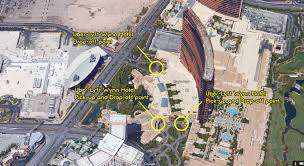 Google Maps Las Vegas Strip by Wynn Hotel U0026 Casino Uber Lyft Pickup Dropoff Point Las Vegas