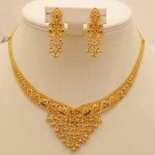 gold necklace collection images 9 awesome 50 gram gold necklace designs india styles at life jpg