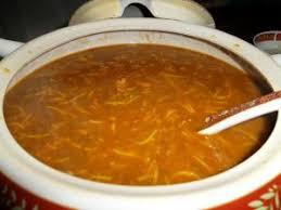 cuisine marocaine harira harira la soupe marocaine