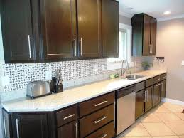 Kitchen Backsplash Dark Cabinets by Perfect Kitchen Backsplash Rules Picture On New Home Lighting With