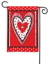 decorative garden flags outdoor yard accents