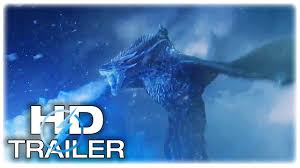 Wall Scenes by Game Of Thrones Season 7 Ending Scene Ice Dragon Destroys Wall