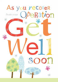 get well soon for children design get well soon card whsmith