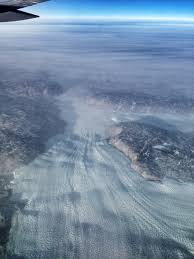 snow in greenland is melting u2014 in winter imageo
