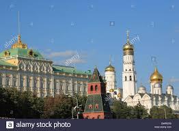 russische architektur moskau russland kreml moskwa fluss russische architektur gebäude