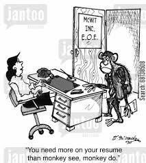 recruiters cartoons humor from jantoo cartoons promotional codes for uk essays essay about family portrait