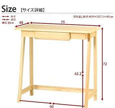dimension bureau desk width of a desk standard width of a desk writing bureau