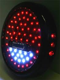 4 inch round led tail lights lite dot led tail light combo