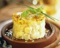 cuisine chou recette gratin de chou fleur