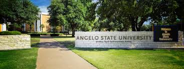 Angelo State University Map by Campus Experience Angelo State University