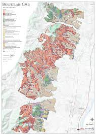 Oregon Winery Map by Quintessential Wines Georges Duboeuf Maps