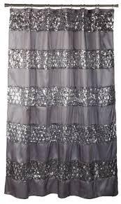 White And Grey Curtains Curtain Purple And Gray Showerinins White Flowerinspurple Grey