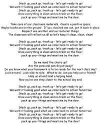 stack up pack up trash up song lyrics and sound clip