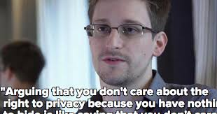 This Is Me Not Caring Meme - in one quote snowden just destroyed the biggest myth about privacy