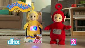 lullaby laa laa u0026 jumping po soft toys teletubbies character