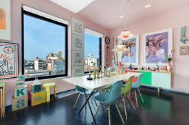 colorful room 10 modern rooms with vibrant pops of color design milk