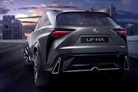 lexus in nc overseas concept vehicle shown lexus lf nx cars