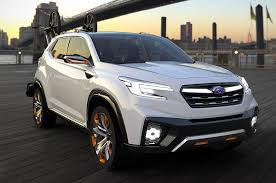 subaru suv concept subaru impreza 5 door viziv suv concepts headed for tokyo debut