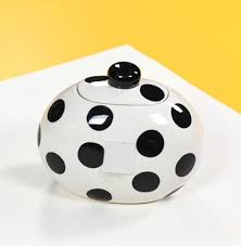 coton colors happy everything happy everything mini cookie jar black the bugs ear