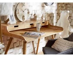 bureau en bois moderne bureau bois trendy soldes vendetta bureau design et moderne en bois