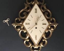 syroco wall clock etsy