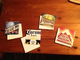 cool diy beer coasters for house dd010 home inspiration
