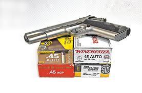 Barnes Tac Xpd 45 Acp Hpr American Handgunner
