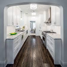 galley kitchen decorating ideas galley kitchen decorating ideas kitchen midcentury with white oval