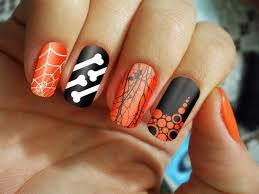 pictures halloween nail art inspiration