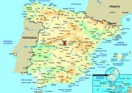 Spain Map World by Map Of Spain Maps Worl Atlas Spain Map Online Maps Maps Of