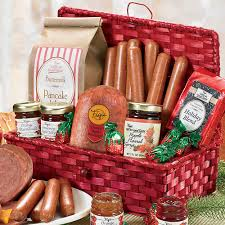 sausage gift baskets heartland breakfast gift basket flavor out of stock figi s